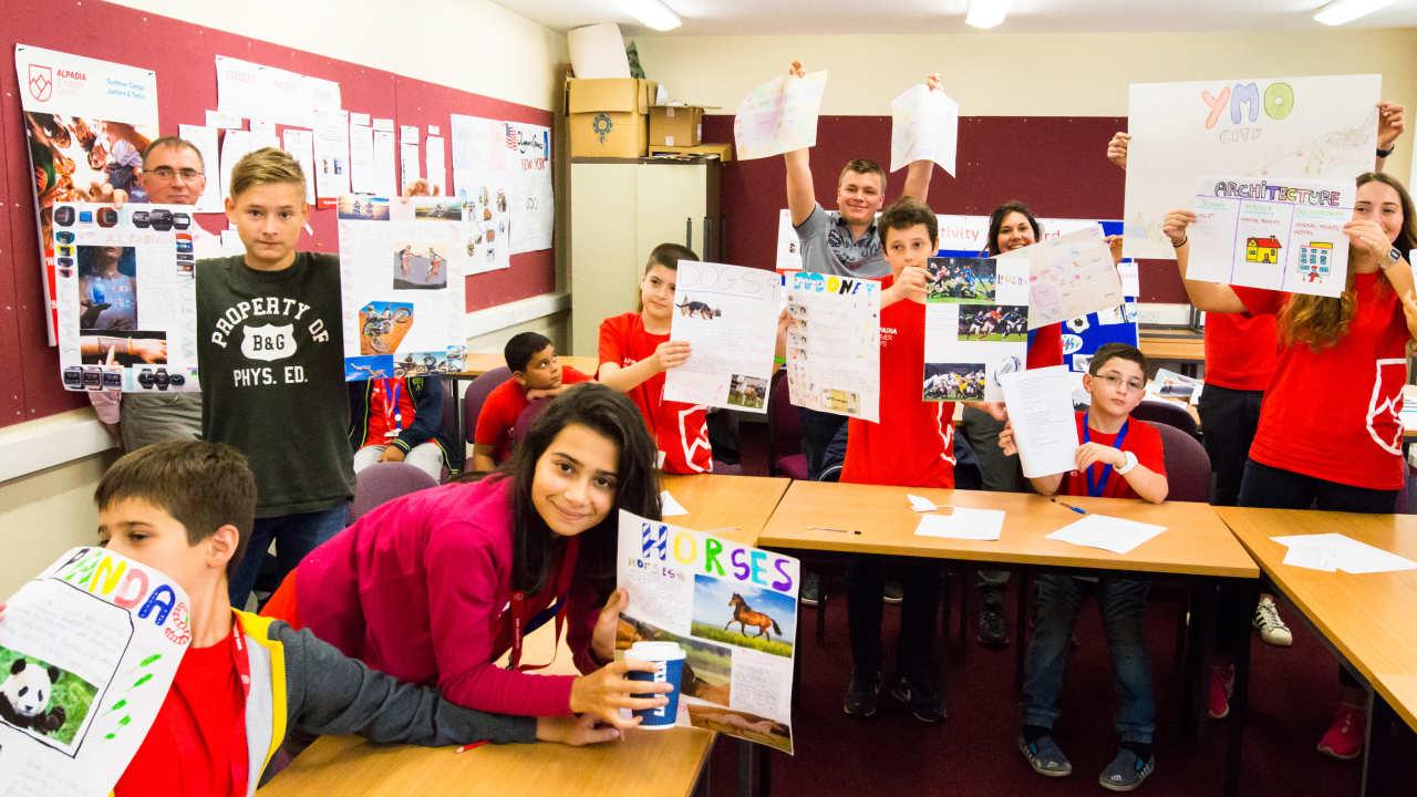 wyjazdy jezykowe do Anglii dzieci i mlodziez