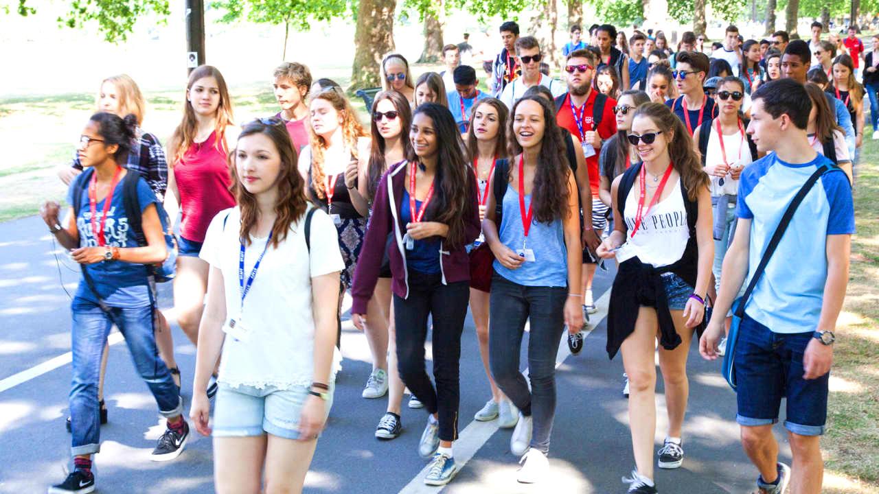 Wakacyjna, letnia szkola jezykowa w Londynie