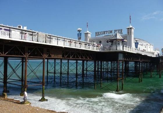 Brighton - wycieczka do pieknego kurortu morskiego w Anglii